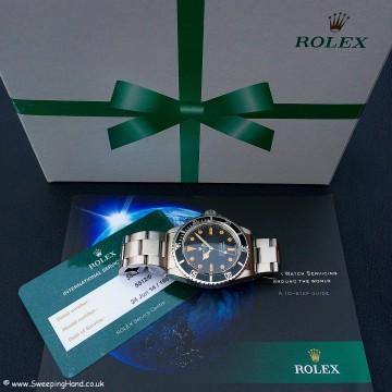 Rolex 5512 Submariner 008
