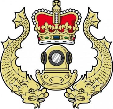 Clearance Diver Emblem