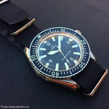 Omega Seamaster 300 NOS 007