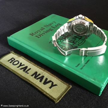 Rolex Clearance Diver Limited Edition 1 of 50 -1