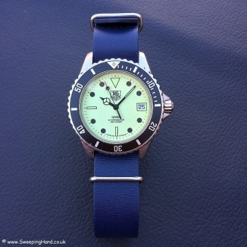 Tag Heuer Marine Nationale 006