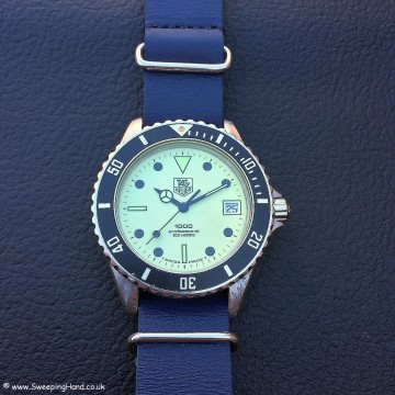 Tag Heuer Marine Nationale 007