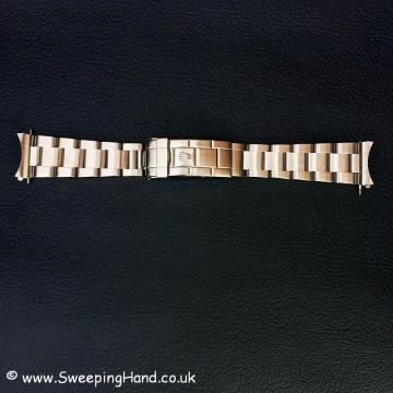 Rolex 14060M bracelet