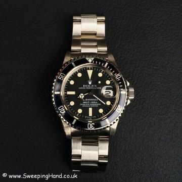 Rolex Submariner 1680 - 4