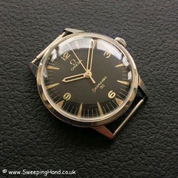 Military Omega Seamaster 30 PAF -1