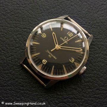 Military Omega Seamaster 30 PAF -2