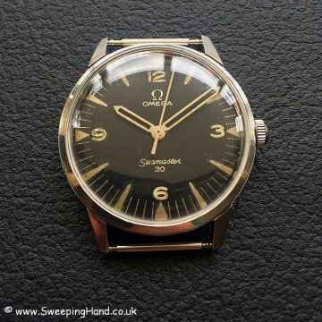 Military Omega Seamaster 30 PAF -3