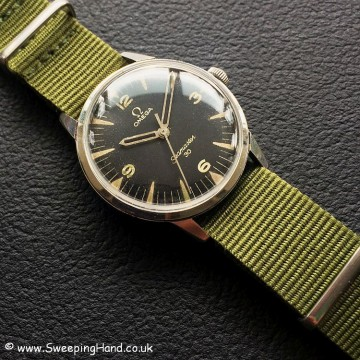Military Omega Seamaster 30 PAF -8