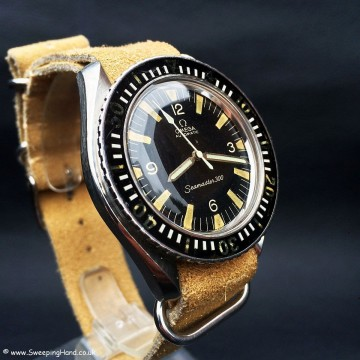 Omega Seamaster 300 4