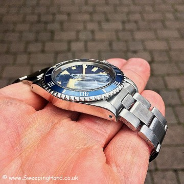 Tudor Submariner Blue Snowflake 2