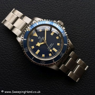 Tudor Submariner Blue Snowflake 7