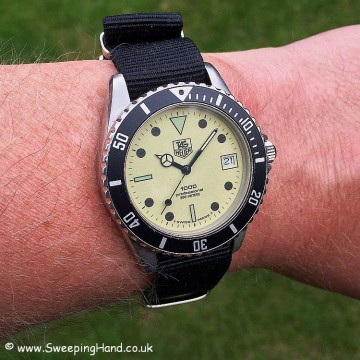 Tag Heuer Marine Nationale 9