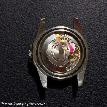 Rolex 1675 Mk1 Long E Movement