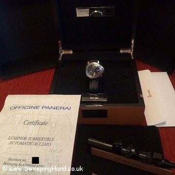 Panerai Clearnce Diver Limited Edition Pam 664 - 3