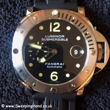 Panerai Clearnce Diver Limited Edition Pam 664 - 9