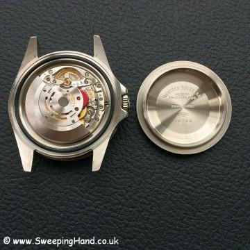 1995 Rolex GMT Master 16700