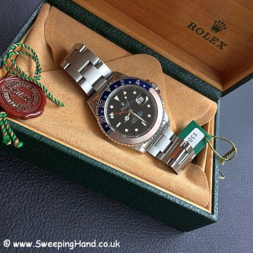 1995 Rolex GMT Master 8