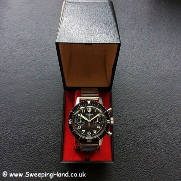 Breitling 817 Italian Military -1