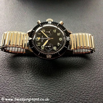 Breitling 817 Italian Military -11