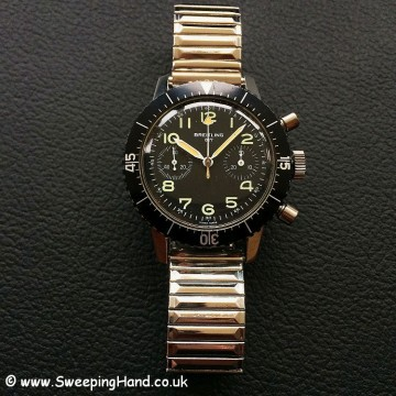 Breitling 817 Italian Military -14