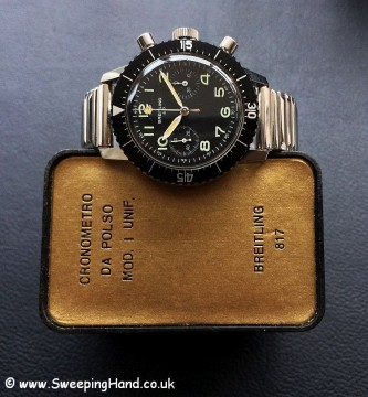 Breitling 817 Italian Military -16
