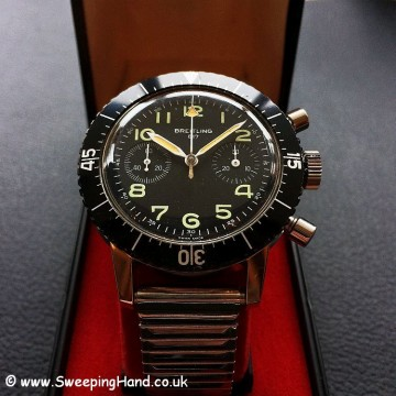 Breitling 817 Italian Military -3