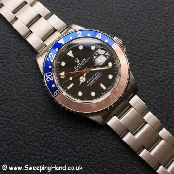 Rolex GMT Master 16700 Collector Set 1