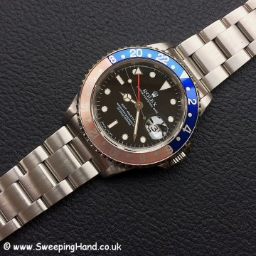 Rolex GMT Master 16700 Collector Set 2