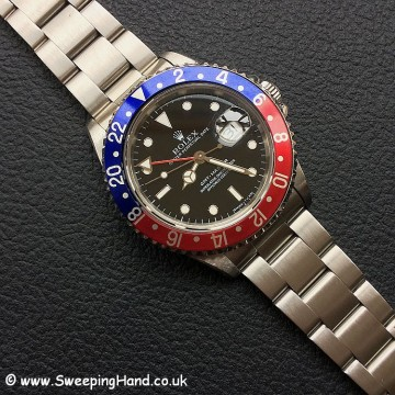 Rolex GMT Master 16700 Collector Set 4