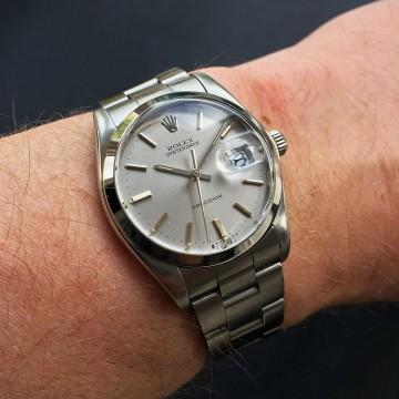 1978 Rolex Oysterdate 6694 Wristshot
