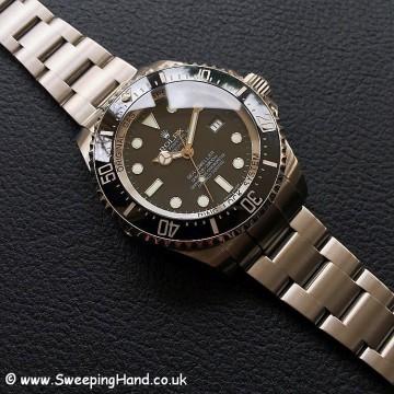 Rolex DeepSea Seadweller 116660 -1