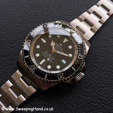 Rolex DeepSea Seadweller 116660 -2