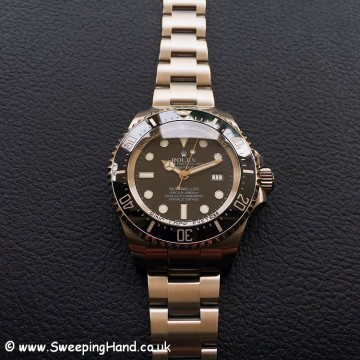 Rolex DeepSea Seadweller 116660 -3