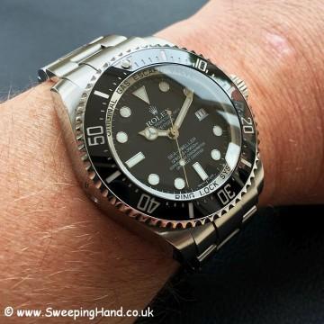Rolex DeepSea Seadweller 116660 -5