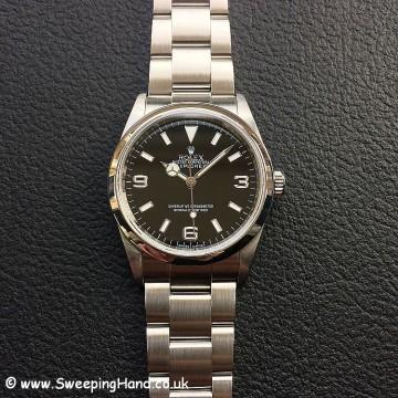 Rolex Explorer 114270 -3