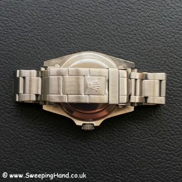 Rolex 5513 Matte Dial 6