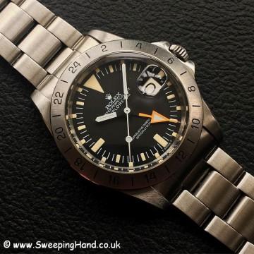 1978 Rolex 1655 Explorer