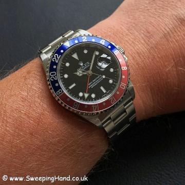 Rolex GMT Master 16710 -1