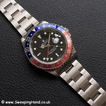 Rolex GMT Master 16710 -3