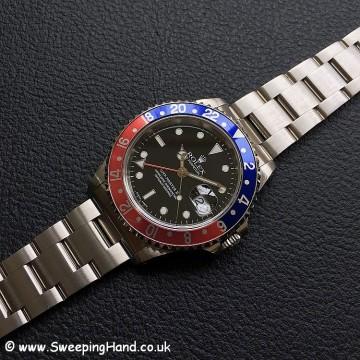 Rolex GMT Master 16710 -4