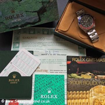 Rolex GMT Master 16710 -8