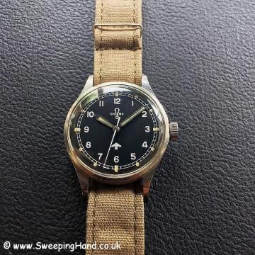 1953 Omega RAF 2777-1