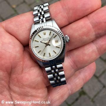Ladies Rolex Date -10