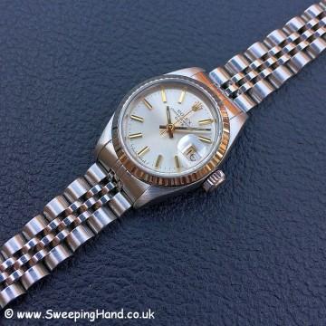 Ladies Rolex Date -2