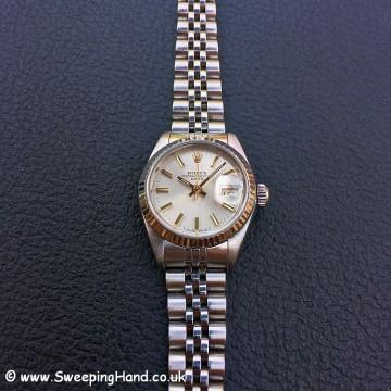 Ladies Rolex Date -3