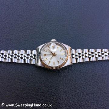 Ladies Rolex Date -4