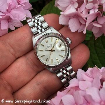 Ladies Rolex Date -9