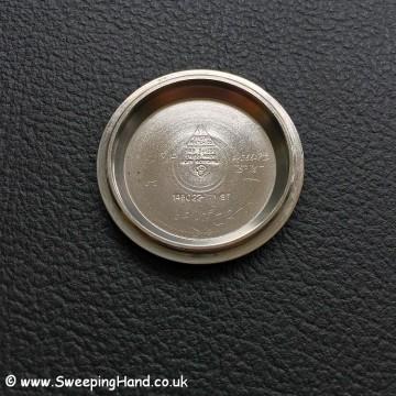 Omega Speedmaster Caseback Inside