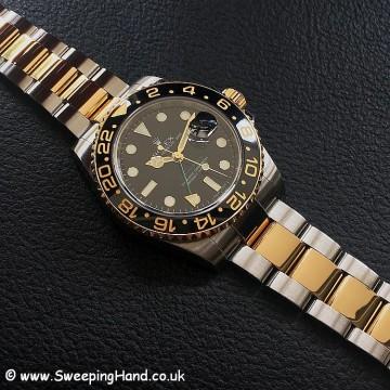 Rolex 116713LN GMT Master 2