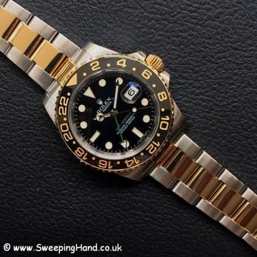 Rolex 116713LN GMT Master